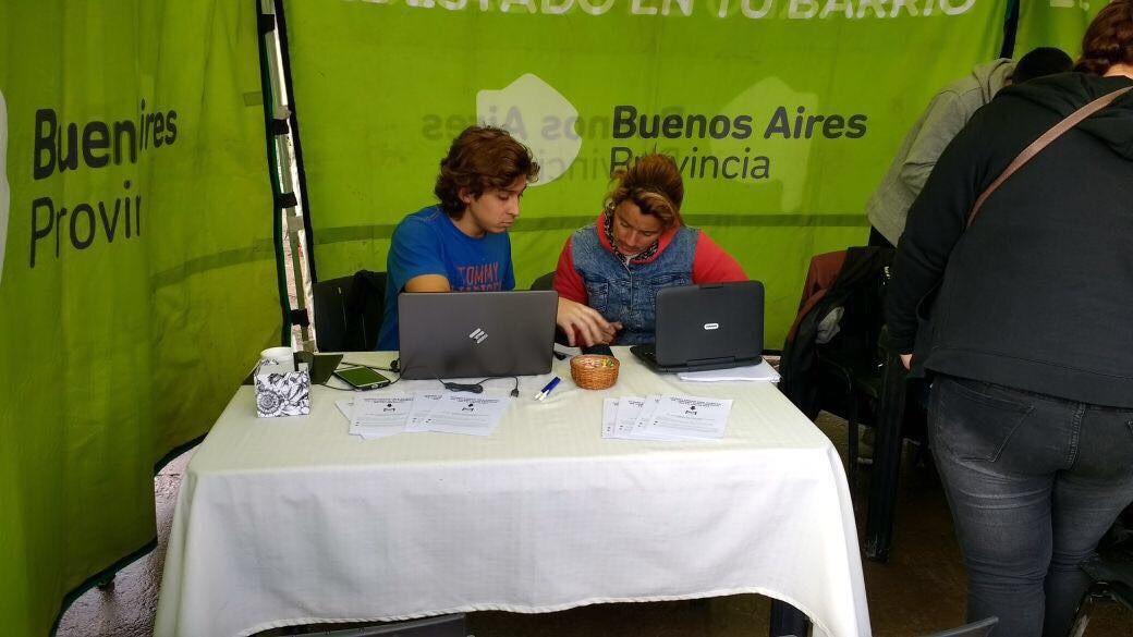Inclusión Digital en El Estado En Tu Barrio