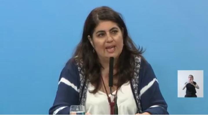 Videoconferencia Ana Castellani